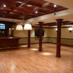 Coffered-Ceiling-for-Basement-Bar1