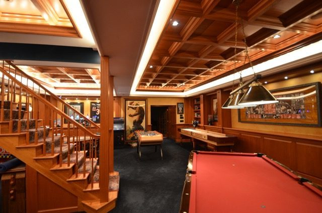 Basements/Bars/Game * WoodGrid® Coffered Ceilings by Midwestern